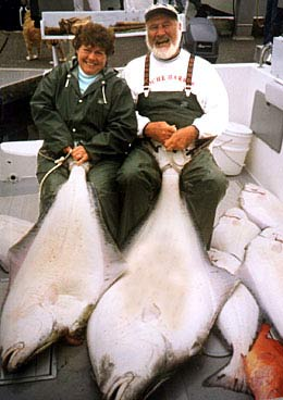 sitka halibut fishing