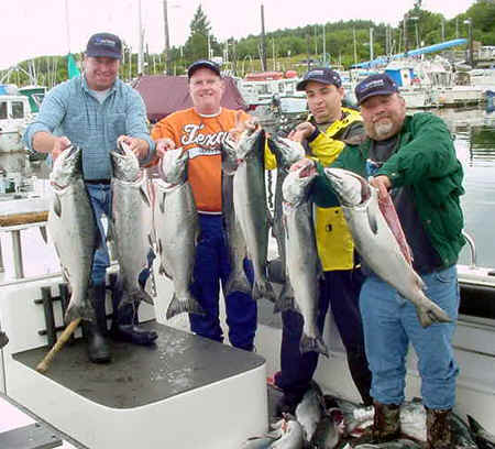 King salmon fun