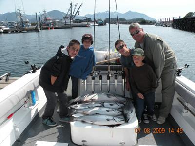 Ditzler Dad and sons . . .FUN!