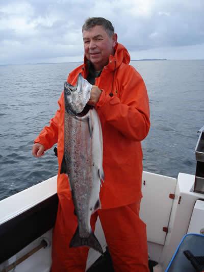 Big blue charters sitka alaska 2011 salmon halibut for Sitka alaska fishing charters