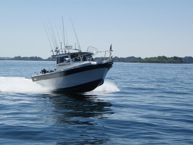 BAMF Fishing Boat
