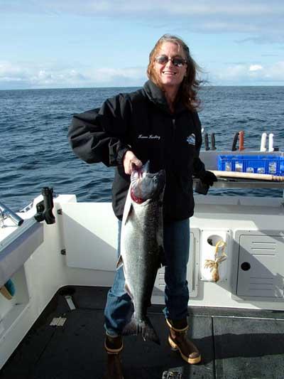 20060420 big blue charters alaska fishing for Big blue fish
