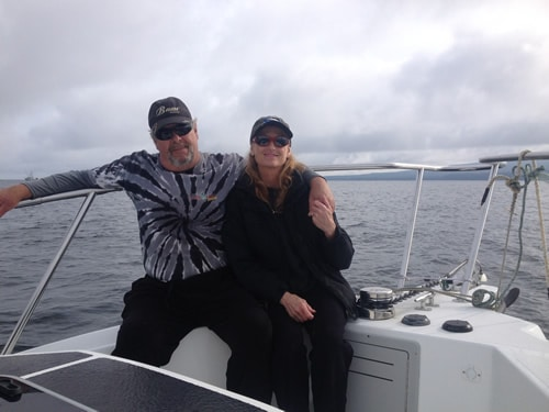 Mike & Karen Keating of Big Blue